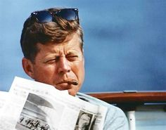 Former President John F. Kennedy was assassinated Nov. 22, 1963 at age 46. He was shot three times by Lee Harvey Oswald.
