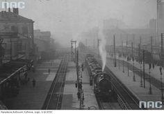 Perony Dworca Kolei Warszawsko-Wiedeńskiej Warsaw, Old Town, Railroad Tracks, Poland, Train, City, Vienna, Platforms, Lost