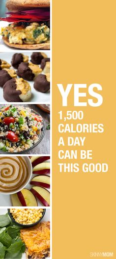 Take a look at what 1500 calories really looks like.