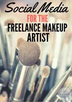 Social media can do SO much for your freelance makeup business -- read on to find out! #QCMakeupAcademy #makeup #makeupartist #makeupschool #learnmakeup #lovemakeup #makeupcareer #freelancemakeupartist #onlinemakeuptraining #socialmedia #makeupmarketing #makeupcareertips