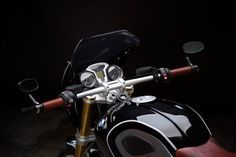 The Bison: Revival's custom BMW R nineT   Click to read the story