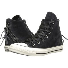 Converse Chuck Taylor All Star Tri Zip Burnished Zip Hi Women's Lace... (65 AUD) ❤ liked on Polyvore