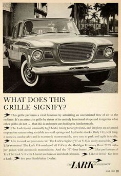 Studebaker-packard Lark 1959 4-door sedan