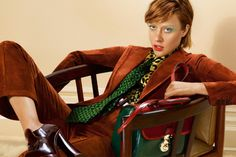 chloe sevigny in a androgynous moment