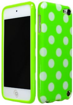 TPU iLuv Flexi-Metallic Case with 3D Pattern for iPod Touch 4th Generation