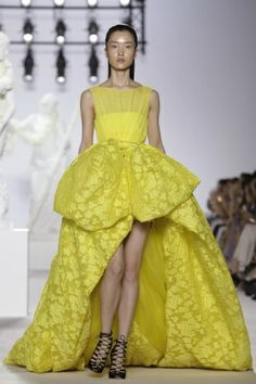 Giambattista Valli Fall Winter Couture 2013 Paris