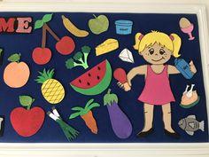 Sağlıklı yiyeceklerimüge;)) School Classroom, Montessori, Activities For Kids, Diy And Crafts, Kindergarten, Homeschool, Nursery, Creative, Learning