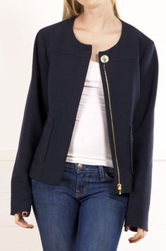 TORY BURCH JACKET @Michelle Coleman-HERS