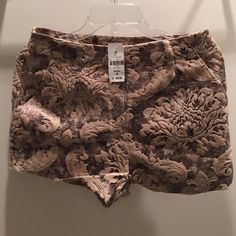 NWT LF Stores Mika & Gala Jac Mauv\Nat Shorts Brand new with tags never worn. Size 10. Get before they're gone ! LF Shorts