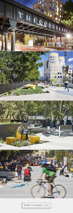 Abandoned railway line becomes a thriving elevated park in Sydney | Inhabitat - Green Design, Innovation, Architecture, Green Building - created via https://pinthemall.net