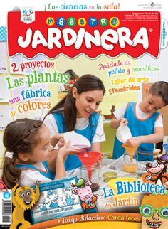 Maestra Jardinera Home Schooling, Classroom Management, Kindergarten, Education, Children, Parfait, Children's Magazines, Gardens, Texts
