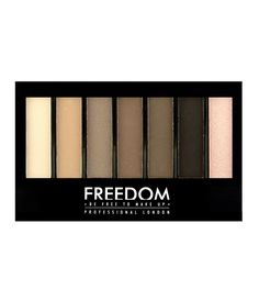 Freedom Makeup London Pro Shade & Brighten - Mattes Kit 1  - Click to view a larger image