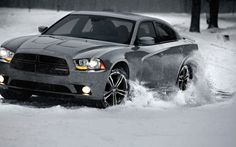 New 2013 Dodge Charger AWD Sport Adds Power, Paddle Shifters - WOT on Motor Trend