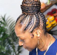 High Bun, Box Braids Hairstyles, African Fashion, Dreadlocks, Female, Hair Styles, Beauty, Ear, Tattoo