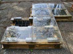 2011-04 : Pallets gardening in horizontal greenhouses (Photo St. Lucas Institute Ghent – Belgium)