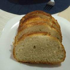 Házi fokhagymás kenyér | Alajuli receptje - Cookpad receptek Banana Bread, Desserts, Food, Tailgate Desserts, Deserts, Essen, Postres, Meals, Dessert