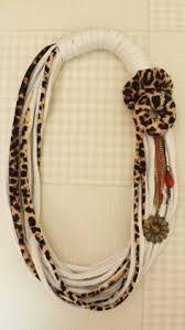 Resultado de imagen de collar elaborado trapillo