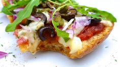 Ciabatta Pizza Bread Recipe