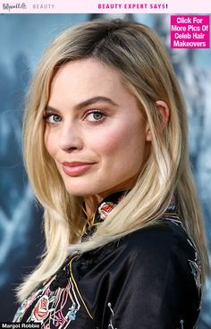 Margot Robbie's Colorist Tells You How To Get Your Perfect Hair Color…