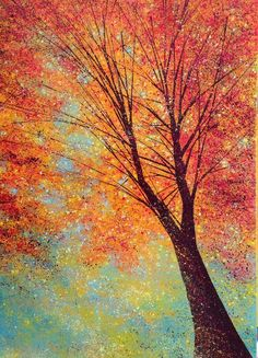 ARTFINDER: A Vintage Autumn by Marc Todd -