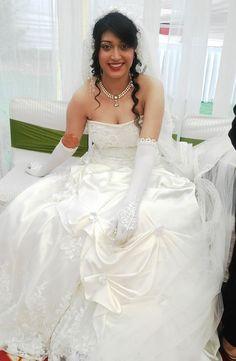 Christian Wedding Gowns, Designer Gowns, Party Gowns, Hair Pins, Veil, One Shoulder Wedding Dress, Wedding Cakes, Flower Girl Dresses, Bride