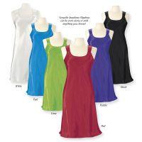 Jeweltone Slipdress-all colors Please!