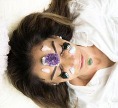 Crystal face masks and beauty dusts for your most radiant skin ever.