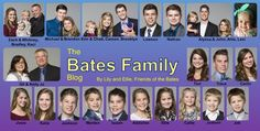 Bates Family Blog: Bates Family Updates and Pictures Gil and Kelly Bates Bringing Up Bates UP TV