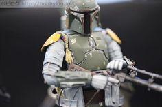 ToyzMag.com » Star Wars : Mafex Boba Fett dévoilé
