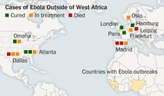 Questions and answers on the scale of the outbreak and the science of the Ebola virus.