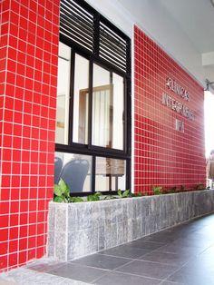 Clínicas Integradas IPA - Porto Alegre - RS Projeto Arquiteto Marcelo Gindri Rigotti