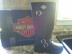 Harley Boots