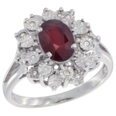 Visit our link to view and buy an amazing new designs of Sterling Silver Jewelry-Diamond Gemstone Rings-Ruby with affordable price.