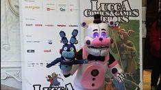 Lucca Comics (Cosplay contest) https://cstu.io/36e0a7