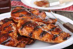WW Easy Barbecued Chicken #Recipe #WeightWatchers #30MinuteMeal