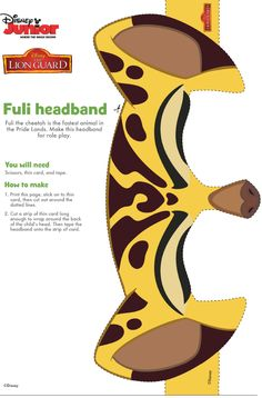 http://disneyjunior.disney.co.uk/the-lion-guard/makes/fuli-headband