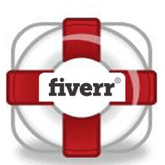 #Fiverr - a place to buy small services or sell them and make yourself money