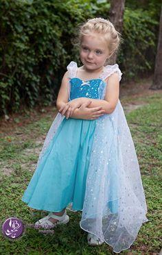 Items similar to Elsa dress princess dress Frozen birthday party dress or portrait on Etsy Toddler Princess Dress, Princess Elsa Dress, Disney Princess Dresses, Princess Costumes, Toddler Dress, Tutu Frozen, Frozen Dress, Frozen Costume, Elsa Frozen