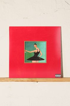 Kanye West - My Beautiful Dark Twisted Fantasy 3XLP