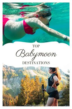Discover the very best babymoon destinations based on your travel style.  Whether you're a beach bum, history buff, or adventure lover - there's something for everyone! Reconnect with your partner in one of these fantastic Babymoon destinations. Hawaii Resorts, Middleton Place, European Travel Tips, Luxury Camping, Day Hike, Greatest Adventure, Beach Bum, Hawaii Travel, Beautiful Islands