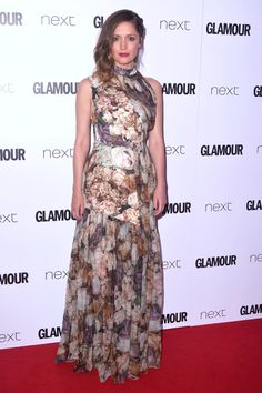 Rose Byrne arrives for the Glamour Women Of The Year Awards in Berkeley Square Gardens on June 2016 in London, United Kingdom. Rose Byrne, Christopher Kane, Berkeley Square, Toms, Glamour, Red Carpet Fashion, Awards, London United, Actresses