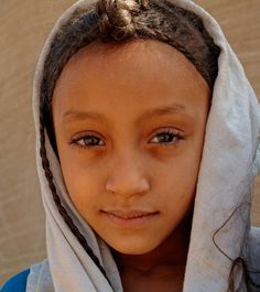 Niger. wow, looking into her eyes, I can just see the world.