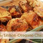 {Crock Pot} Honey Garlic Chicken