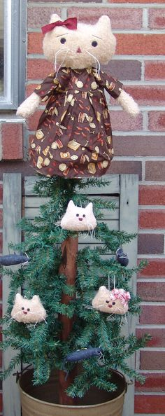 Cat tree topper- best thing ever