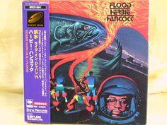 CD/Japan- HERBIE HANCOCK Flood w/OBI RARE MINI-LP OOP LIVE 1975 - Headhunters #JazzFunkFusion