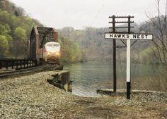 Hawks Nest WV Train