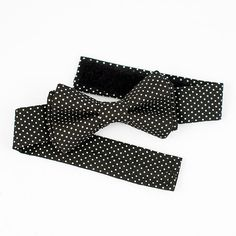 Need a bow tie for a formal occasion? Our black pin dot is a classic! Boys Bow Ties, Bows, Formal, Classic, Black, Fashion, Preppy, Moda, Black People