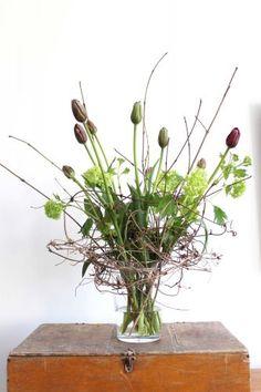 Judith Slagter - Tulips - judithslagter.nl // #tulipbouquet #bouquet #tulpboeket #boeket