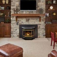 Let the Fireplace Experts at Fireside Hearth & Home help you choose your own Quadra-Fire Classic Bay 1200 Pellet Insert. Pellet Fireplace Insert, Pellet Stove Inserts, Wood Burning Fireplace Inserts, Fireplace Frame, Fireplace Hearth, Fireplace Remodel, Fireplaces, Fireplace Ideas, Trendy Tree