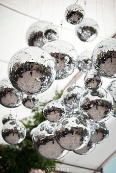 Image result for mini disco balls ceiling